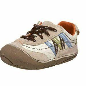 Stride Rite Cygnet Sandstone Boy First Walker Shoe